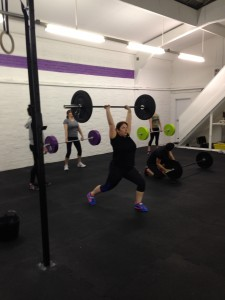 Class clean and jerk