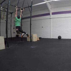 Scott muscle up 15.3
