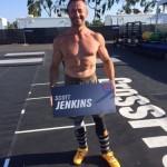 Scott Jenkins 2015 CrossFit Games Masters 45-49